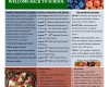 Back To School Nutrition Newsletter - August 2016!