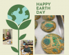 Earth Day Cookies at Mendota School District 289